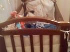 Скачать фотографию Детская мебель Кроватка-качалка 37964087 в Перми