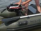 Просмотреть изображение Рыбалка лодка резиновая под мотор NORDIC 66596026 в Перми