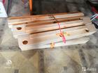 Свежее фотографию  Комплект деревяшек акб включает в себя 8 деревянных уплотнений 71465489 в Перми