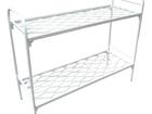 Скачать бесплатно фото Мебель для спальни Качественные металлические кровати, кровати из ЛДСП 74680536 в Перми