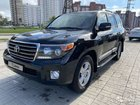 Toyota Land Cruiser 4.5 AT, 2014, 135 000 км