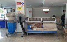 HTM - Профессиональная машина для удаления пыли (растряска)