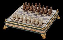 Элитные шахматы и нарды в подарок