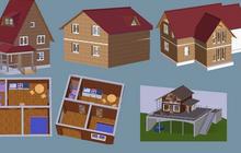 Архитектурный проект, визуализация