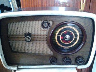 Просмотреть фотографию  Радиоприемник Ламповый VEF SUPER M 557 год,вып 1945год, 32516367 в Перми