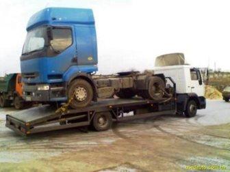 Уникальное фото Аренда и прокат авто Аренда эвакуатора 34244050 в Перми