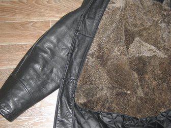 Свежее фотографию Мужская одежда Кожанная куртка 34392234 в Перми