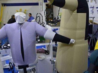 Новое фото Стиральные машины Гладильный манекен для халатов Eolo SA-13 34524620 в Перми