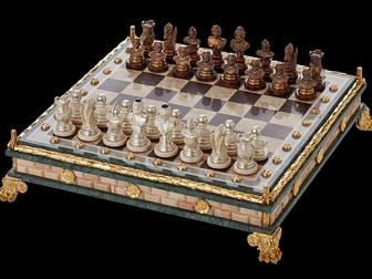 Скачать бесплатно foto  Элитные шахматы и нарды в подарок, 35047167 в Перми