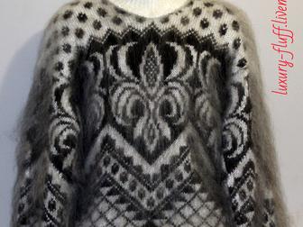Свежее изображение Женская одежда Изделия из козьего пуха, Теплые вязаные вещи, 39671792 в Перми