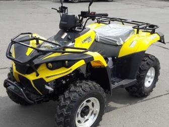 Свежее изображение Квадроциклы Квадроцикл Linhai-Yamaha D300 4X4 48322881 в Перми