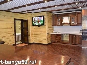 Новое foto  Сауна от 800руб/час в центре г, Пермь 55770495 в Перми