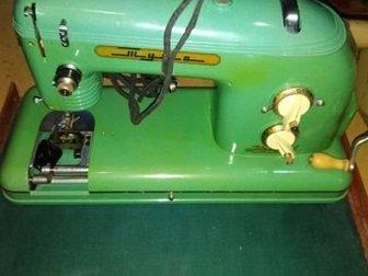 швейная машина Тула в рабочем состоянии в Перми