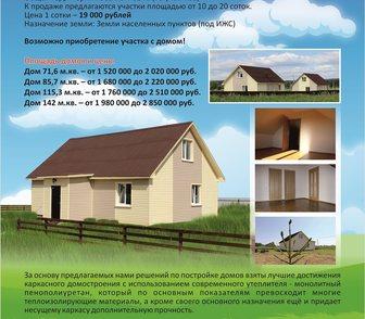Фотография в Недвижимость Земельные участки Продается участок 14 соток между деревнями в Перми 266000