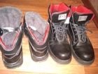 Фотография в Одежда и обувь, аксессуары Мужская обувь Продам ботинки рабочие, имеются зимний и в Первоуральске 450