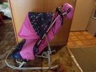 Фото в   продам санки-коляски кристи в отличном состояние в Первоуральске 2500