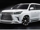 ���� � ���� ������ ����� WALD SPORTS LINE Lexus LX 570 NEW  � ��������������-���������� 0