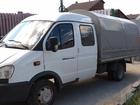 Фургон ГАЗ в Петрозаводске фото