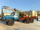 Фото в   Сортиментовоз на базе автомобиля Урал 4320-1912-60M, в Петрозаводске 3650000