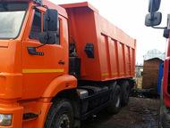 Продаю Камаз 6520-73(самосвал), 2014г. Цвет: оранжевый  Год вып: 2014  Тип кузов