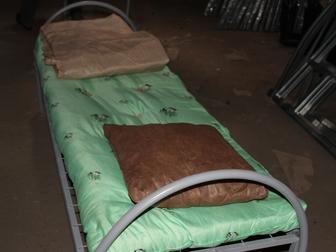 Скачать бесплатно изображение Строительные материалы Кровати армейского типа металлические 34116416 в Петрозаводске