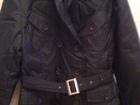 Новое foto Женская одежда Женская куртка молодежная черного цвета р, 44-46 56664134 в Питере