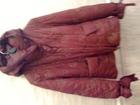 Скачать бесплатно фотографию Женская одежда Куртка женская малинового цвета для девушки 56666940 в Питере