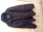 Новое foto Мужская одежда Куртка спортивная Overpass черного цвета XL 56670735 в Питере