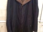 Просмотреть изображение Мужская одежда Куртка-плащ на искусственном меху 59317412 в Питере