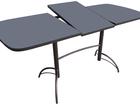 Скачать бесплатно foto Столы, кресла, стулья Столы раздвижные на металокаркасе 37383254 в Пятигорске
