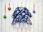 Новое фото  Платье Снежинка Детская одежда от 0 до 5 лет Российское производство Только опт! 68388946 в Ставрополе