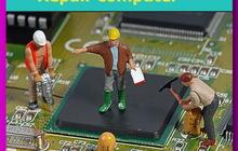 Ремонт ноутбуков, ПК и комплектующих к ним