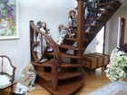 Изображение в Услуги компаний и частных лиц Архитектура и дизайн Проект и изготовление индивидуальной лестницы. в Подольске 0