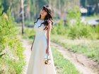 Фото в Одежда и обувь, аксессуары Свадебные платья Продается свадебное платье вместе с фатой в Подольске 15000
