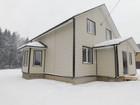 Просмотреть изображение Загородные дома Продажа домов и коттеджей Совхоз Победа, Жуковский район 55243220 в Подольске