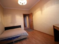№-ком, квартира 80 кв, м, изолированные комнаты (распашонка) 3-х комнатная кварт