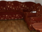 Смотреть изображение  Угловой диван и кресло 33479536 в Полысаево
