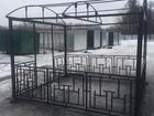 Скачать foto Строительные материалы Каркас беседки от производителя! 35908538 в Приозерске