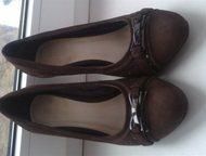 Продам туфли Туфли женские р. 36 натуральная кожа в отличном состоянии (одевала