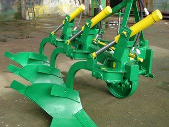 Скачать бесплатно foto Почвообрабатывающая техника Плуг 3-х корпусной навесной пгп-3-35 32459572 в Пскове