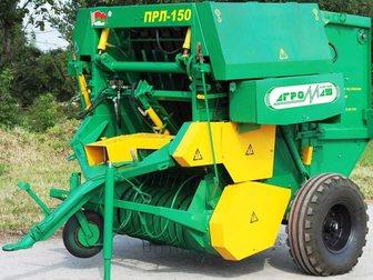Увидеть foto Сельхозтехника Пресс-подборщик рулонный прл-150 32463016 в Пскове