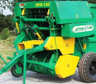 Изображение в Коммерческий транспорт Сельхозтехника Предназначен для оборачивания лент льносоломы в Пскове 440305