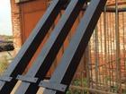 Увидеть изображение Строительные материалы Столбы металлические заборные разной формы и размера 35848891 в Талдоме