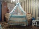 Скачать бесплатно foto Детская мебель Детская кроватка в отличном состоянии 42587501 в Радужном