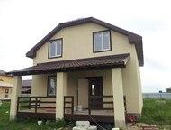 Продам дом: деревня Малышево, КП «Кузнецовское подворье» Продается 2-х этажный д