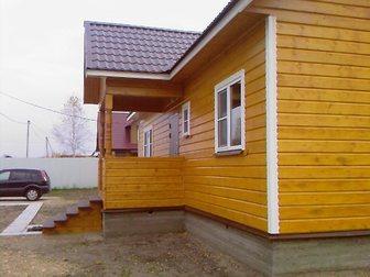 Скачать бесплатно фотографию Продажа домов Продам новый дом в деревне,московской обл, Егорьевское ш, 52 км, от МКАД 31620445 в Раменском
