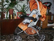 Geoby C922, Прогулочная коляска для детей от 7 мес и до 3-х лет Коляска в отличн