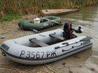 Фото в   Продам лодку ПВХ Навигатор 270 см, жесткий в Рязани 30000