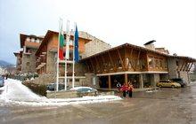 Банcко. Горнолыжный курорт Болгарии