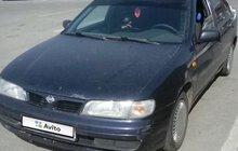 Nissan Almera 1.6МТ, 1997, седан